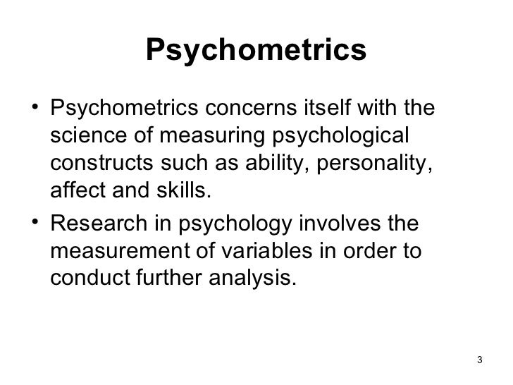 measuring personality constructs the advantages and The optimal level of measurement for personality constructs ality measurement to some extent, this difference in orientation was also apparent in the but that offers different advantages because it is.