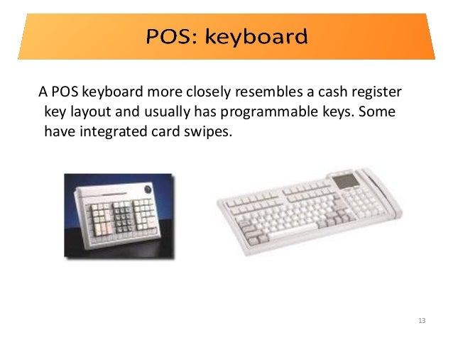 The applications of it to retail marketing for Cash register keyboard template