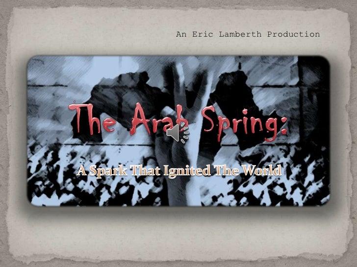 An Eric Lamberth Production