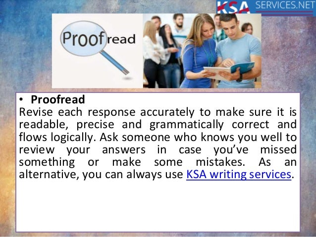 Ksa resume writing service