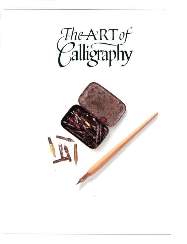 Art Craft And Calligraphy Slideshare