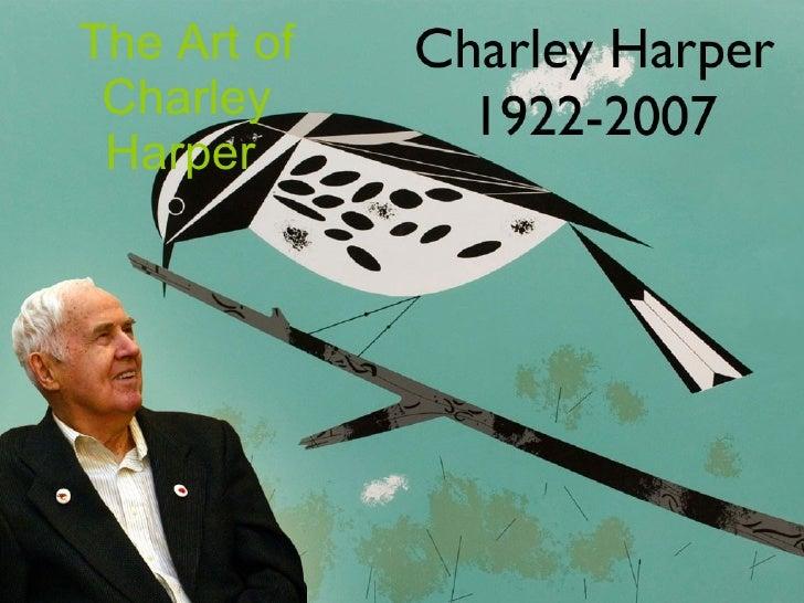 The Art of Charley Harper