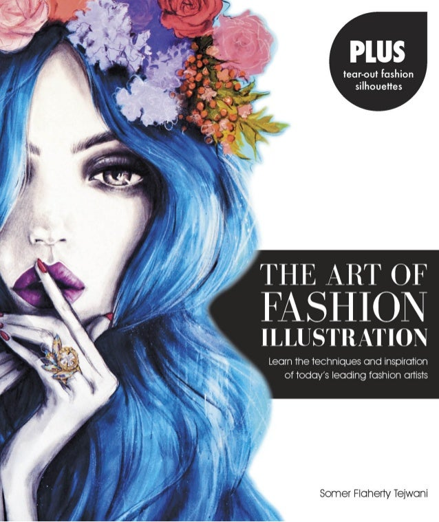 Fashion Book Cover Art ~ The art of fashion illustration