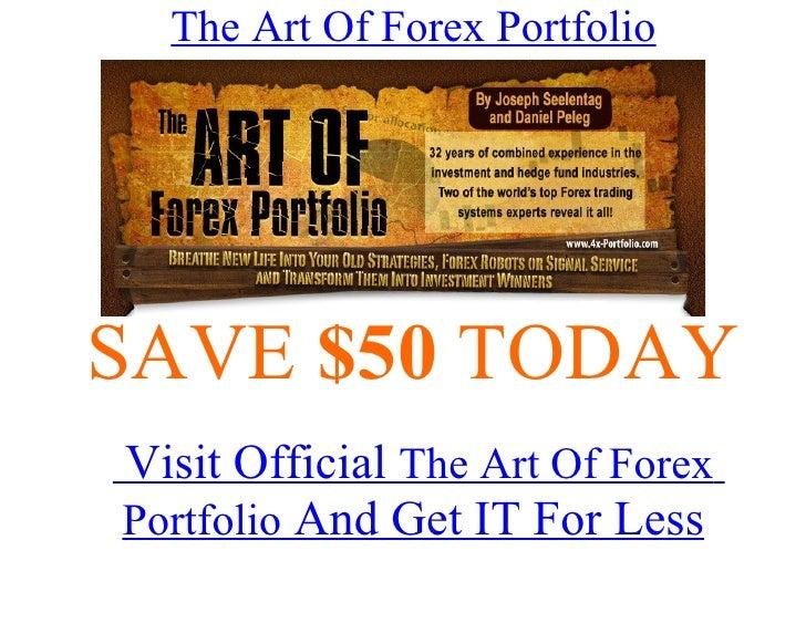 Forex portfolio example