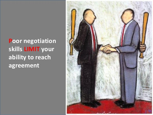 the art of negotiation qualities of We often think of the art of negotiation as the sole domain and  to learn and  practice negotiation skills from the top negotiators in the world.