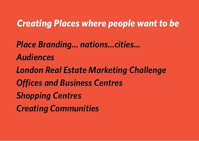 The Art of Place Branding  Slide 3