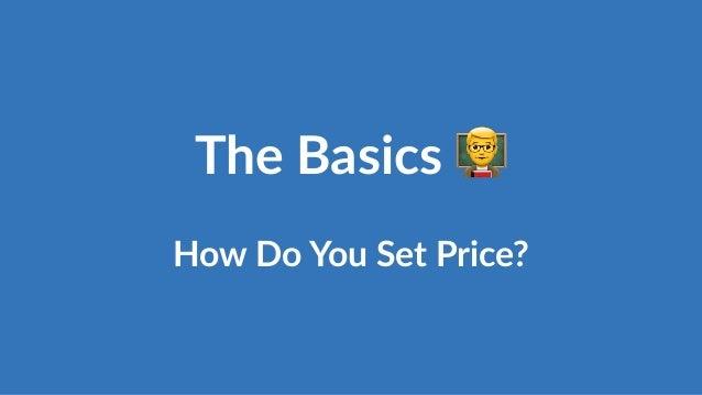 The Art of Pricing by Rahul Bansal @ WordCamp Europe June 2019 Slide 3