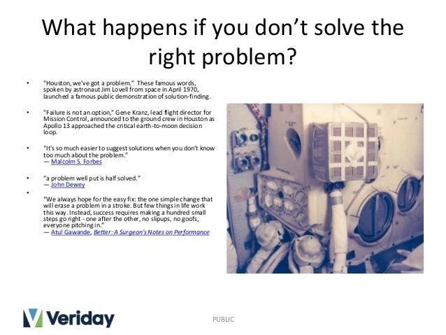 Essay problem solving ability