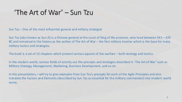 sun tzu art of war principles pdf