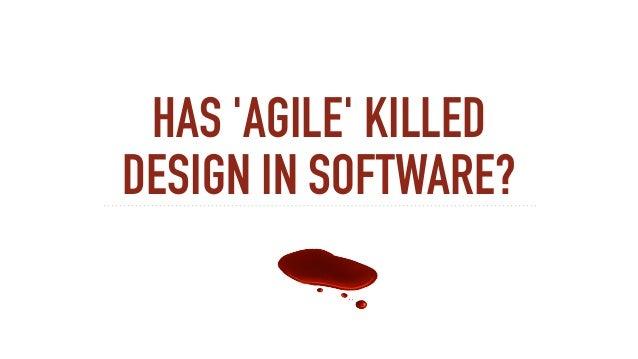 The art of Software Design Slide 2