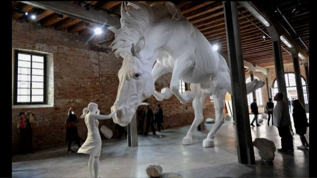 The art of the 2017 venice biennale for Apertura biennale arte 2017