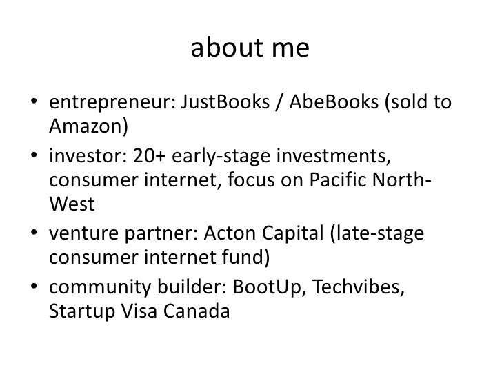 The art of the investor pitch Slide 2