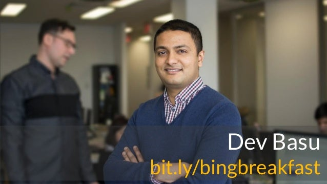 The Art of the Start: How 4% of Your Time can Generate 64% of your Results with Bing Ads Slide 2
