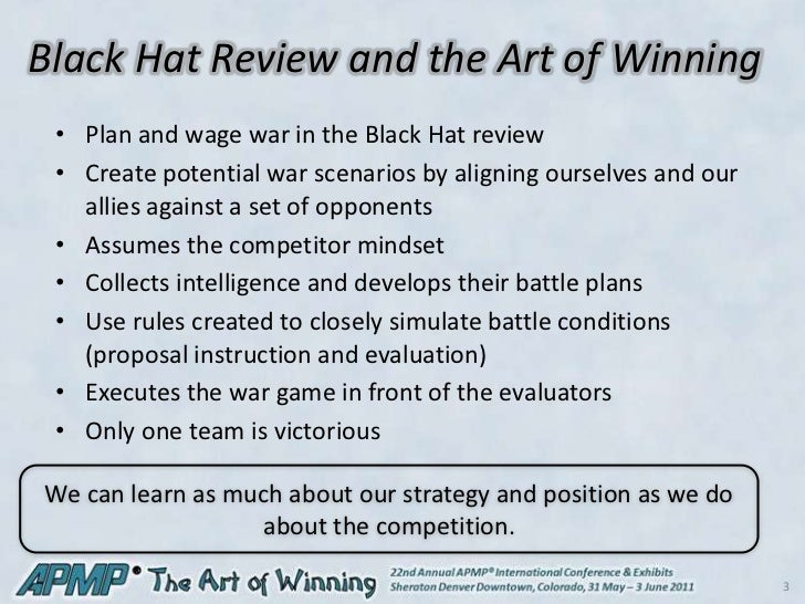 the art of the wargame black hat reviews apmp 2011 pat brosey 6 1 11