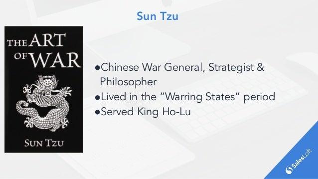 The Art Of War In Sales - Derek Grant Slide 3