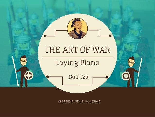 The art of war_ Laying plans ( How to estimate the situation ? )