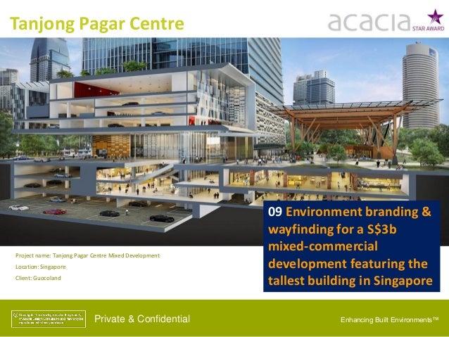 Private & Confidential Tanjong Pagar Centre Project name: Tanjong Pagar Centre Mixed Development Location: Singapore Clien...