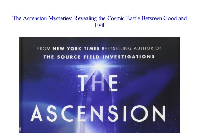 ePub] The Ascension Mysteries: Revealing the Cosmic Battle