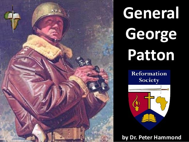 The Assassination of General George S. Patton Slide 3