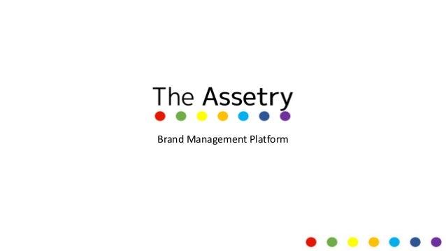 Brand Management Platform
