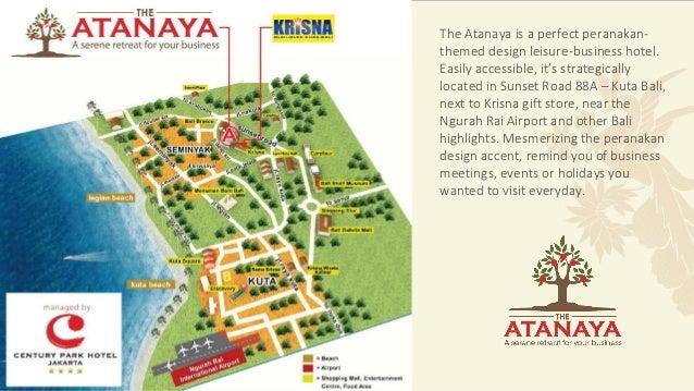 The Atanaya Bali Hotel