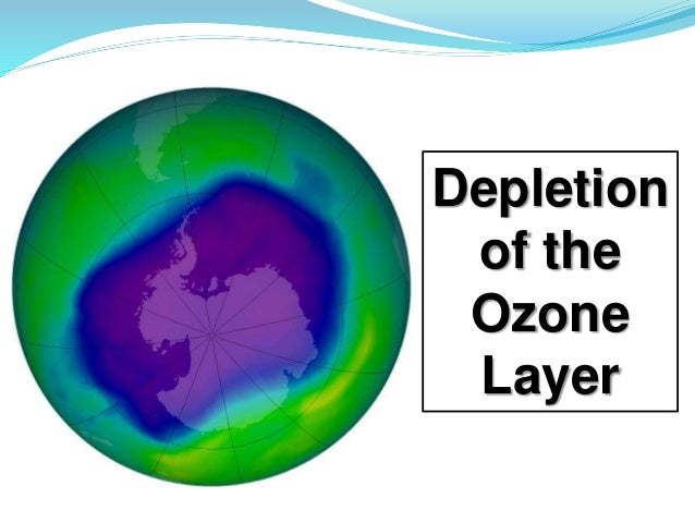 a description of the ozone depletion and its consequences The good news is that scientists forecast that the ozone layer will return to its  consequences of  global warming and ozone layer depletion will.