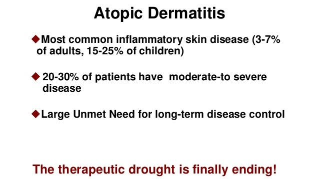 The atopic dermatitis pathogenesis and implications for alopecia areata Slide 2