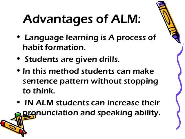 The audio lingual method (1)