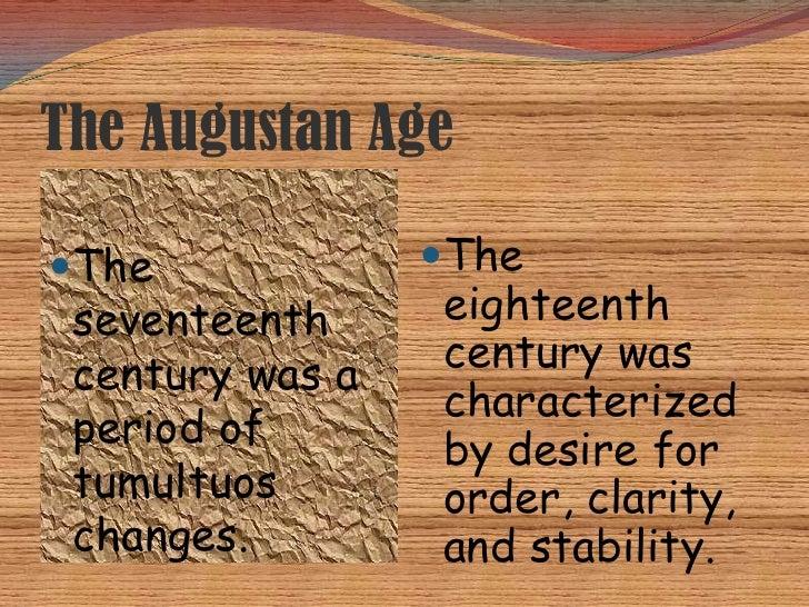 Augustan literature
