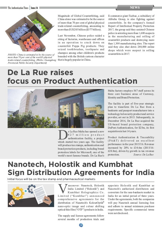 12 Maharashtra FDA takes steps for tamper proof cosmetic products i t h a v i e w t o p r e v e n t Wadulteration of cosme...