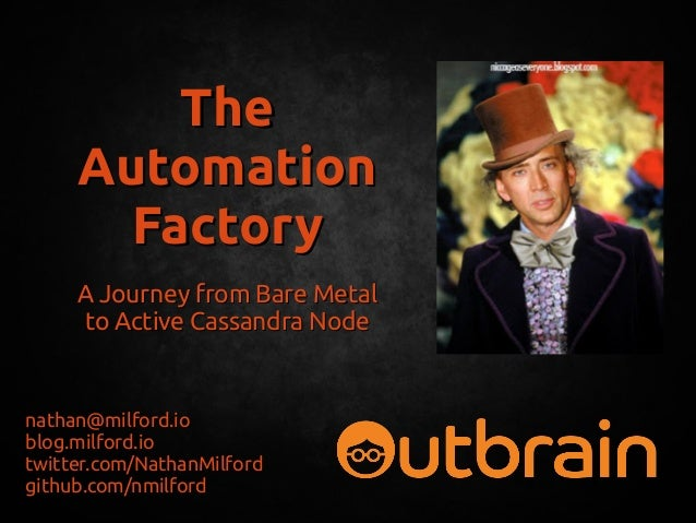 The Automation Factory