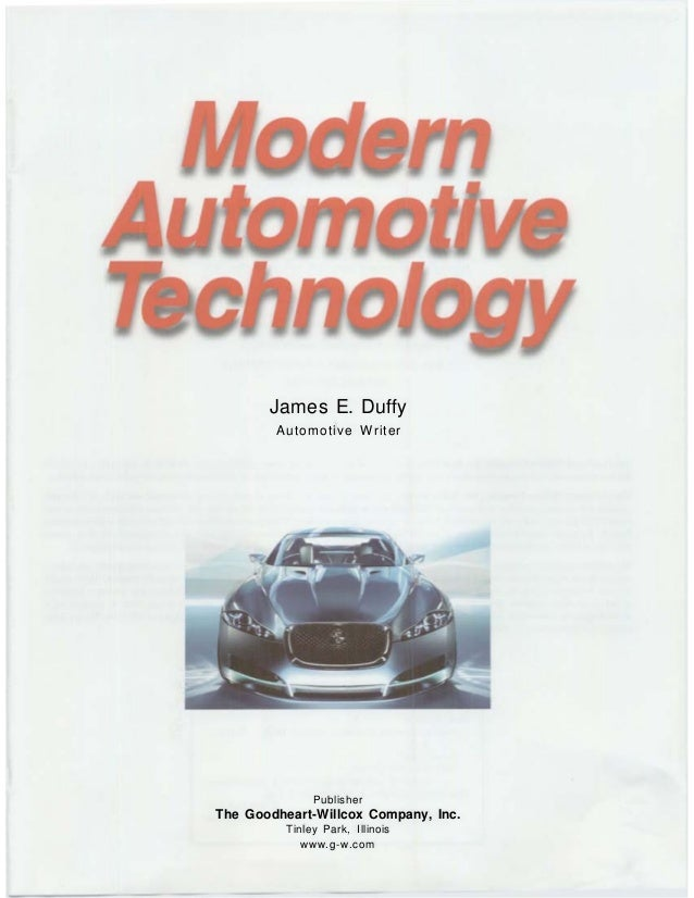 The Automobile Basic Book