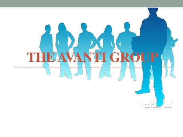 THE AVANTI GROUP
