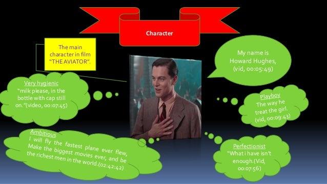 howard hughes psychological diagnosis
