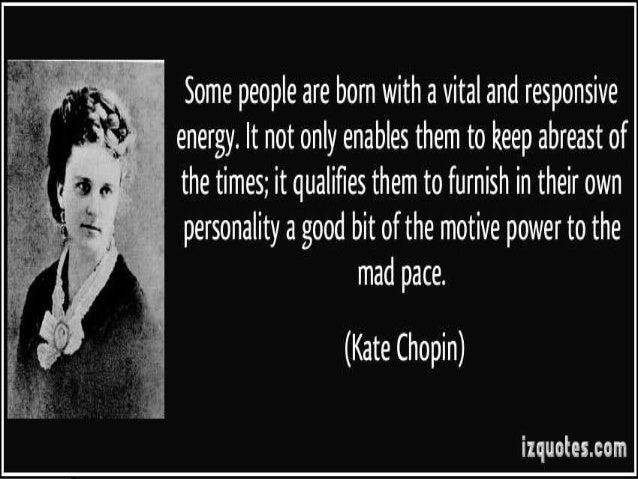 freedom regained in death in the awakening by kate chopin Kate chopin's the awakening was a bold to see that the life of freedom and individuality that she chopin's the awakening: struggle against society and.