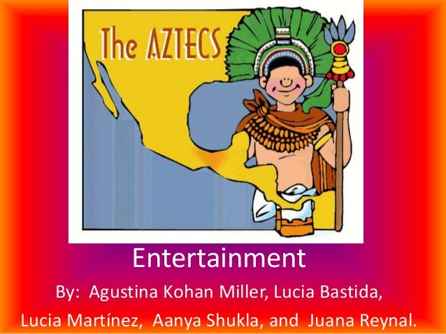 EntertainmentBy: Agustina Kohan Miller, Lucia Bastida,Lucia Martínez, Aanya Shukla, and Juana Reynal.