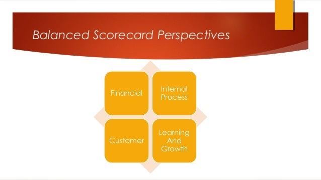 The balanced scorecard method - strategy Slide 3