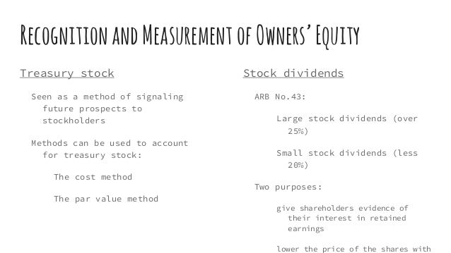 The balance sheet (accounting theory chapter 11)