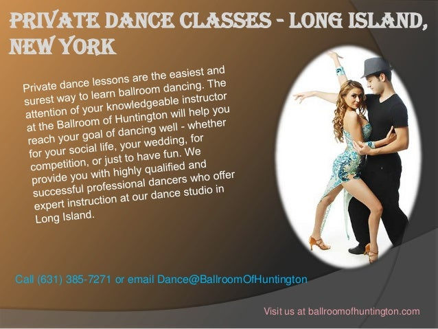 3 private dance classes