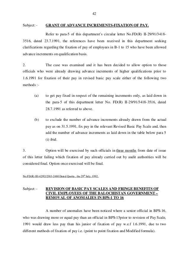 the balochistan finance manual vol ii 41