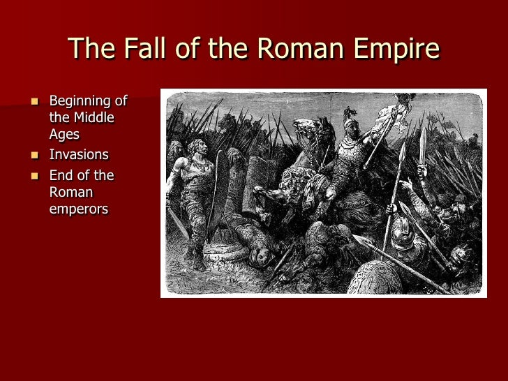 how did the barbarians contribute to the fall of rome
