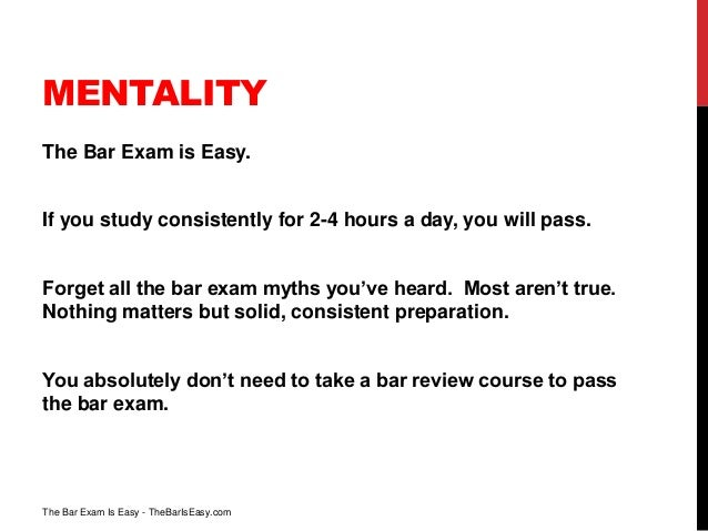 how to study and pass exams