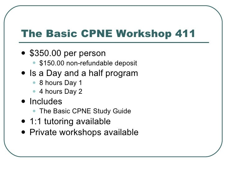 CPNE Study Guide: Pass Your First Time: 9781544985534 ...