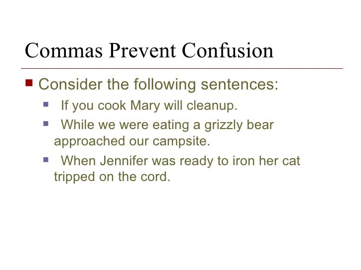 The Basics Punctuation Capitalization And Numbers In Academic Writ