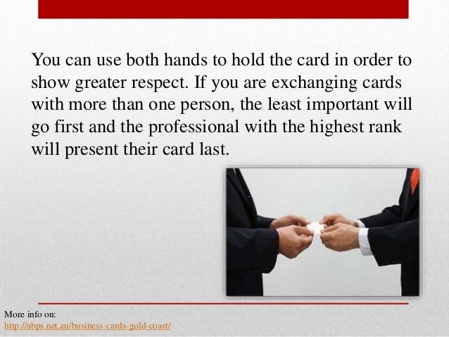 The Basics Of Business Card Etiquette In Japan
