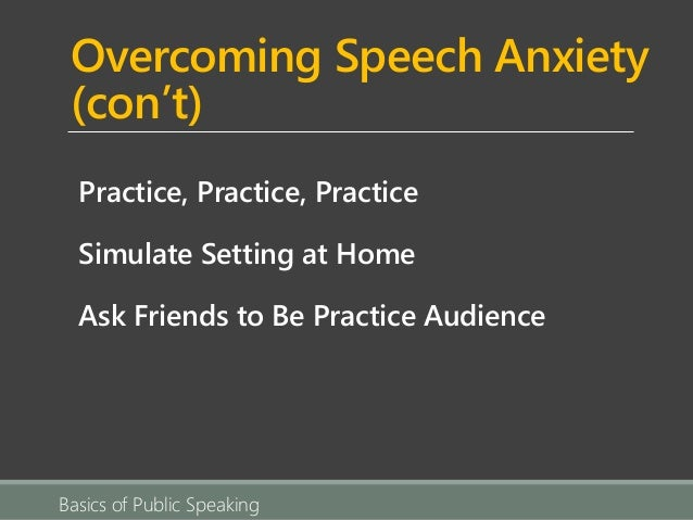 an analysis of basic public speaking Understand the basic foundations of public speaking (speech purpose, topic  selection, and audience analysis) prepare a speech using appropriate research, .