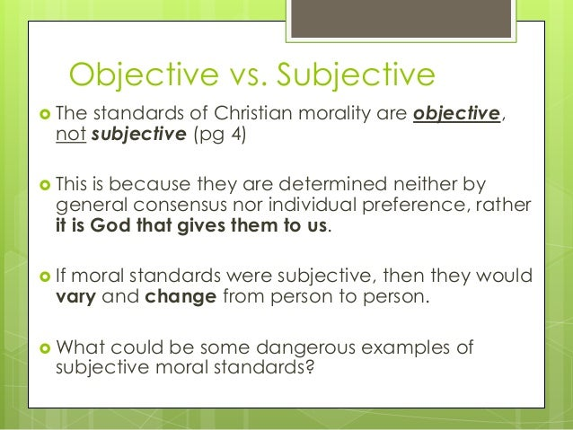 moral objectivity Moral objectivity extrapolationism is what i am calling a moral philosophy that i explained briefly in an earlier post i will now be further solidifying this moral philosophy this philosophy is based upon two primary postulates 1 if an objective morality exists, then all.
