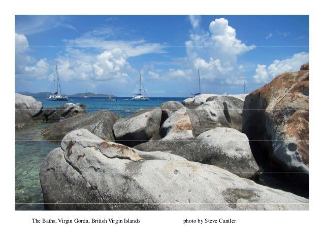 The Baths, Virgin Gorda, British Virgin Islands photo by Steve Cantler