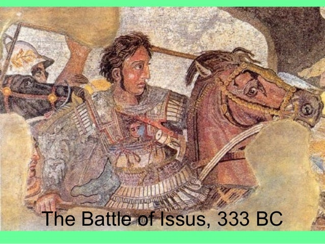 The Battle of Issus, 333 BC