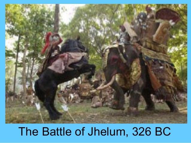 The Battle of Jhelum, 326 BC